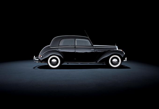 Het verhaal van de S-Klasse in AutoWorld #2