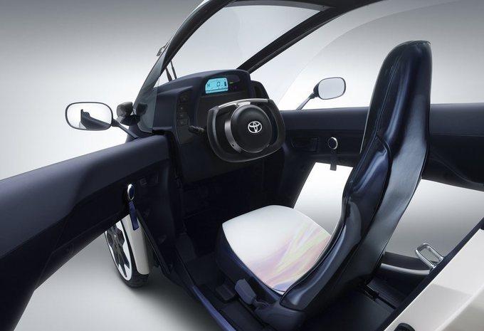 Toyota i-Road in mobiliteitsprogramma #3