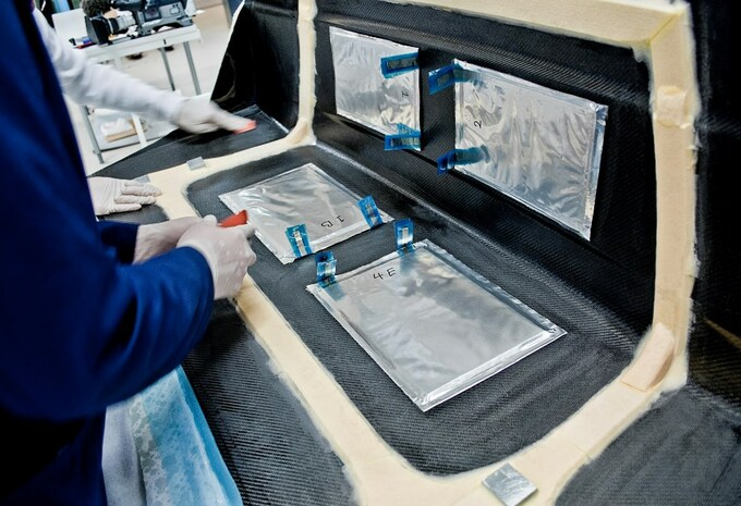 Volvo teste le supercapaciteur #3