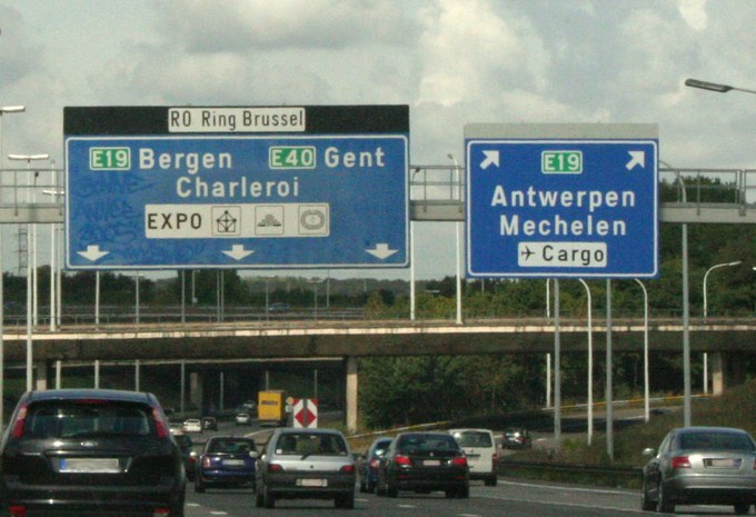 Le Ring de Bruxelles sera élargi #1