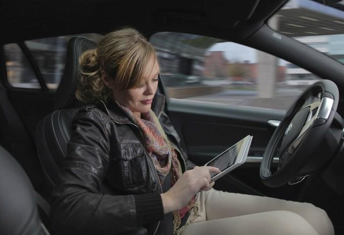 Volvo testera la voiture autonome en Suède #1