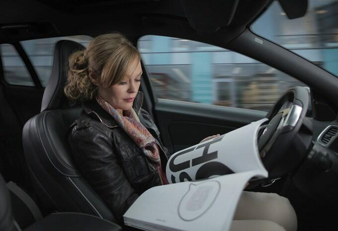 Volvo testera la voiture autonome en Suède #2