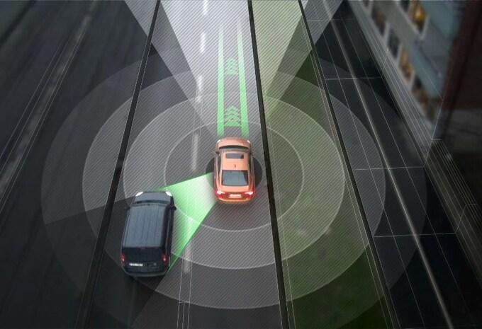 Volvo testera la voiture autonome en Suède #3