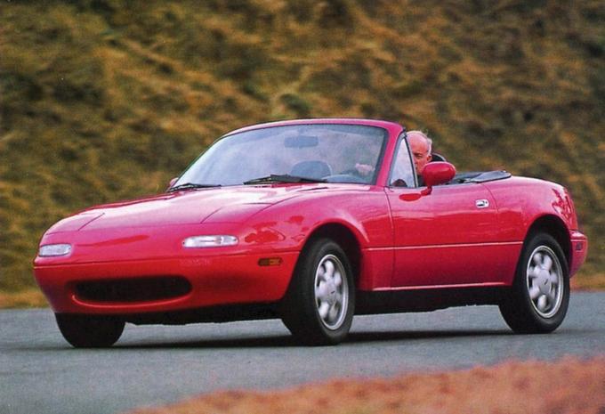 25 jaar Mazda MX-5 #1