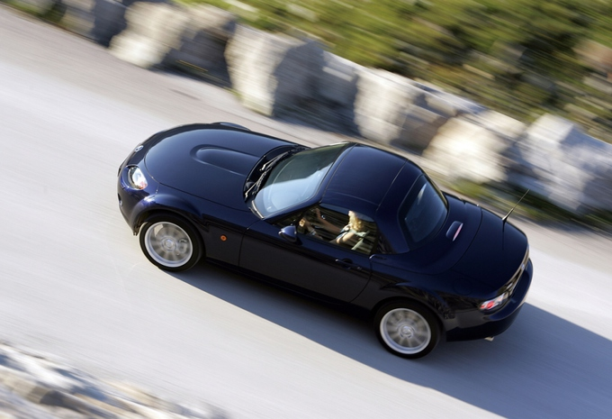 25 ans de la Mazda MX-5 #4