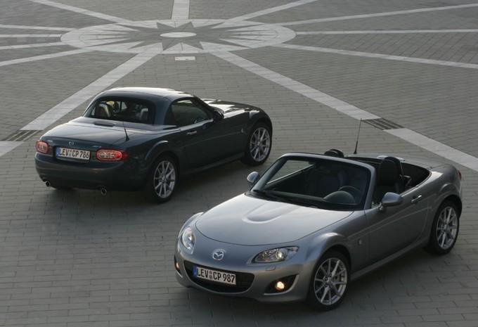 25 jaar Mazda MX-5 #5