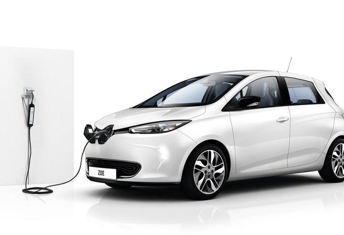 Renault Zoé nu ook met klassieke stekker #1