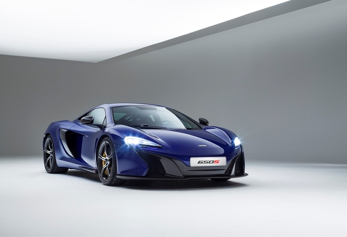 Fin de production de la McLaren 12C #2