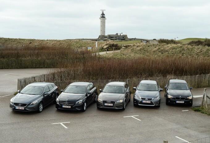 Europa neemt Belgische bedrijfsauto onder vuur #1