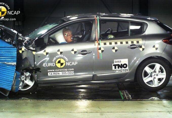 Derniers résultats plus sévères à l'EuroNCAP #1
