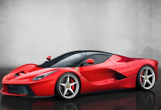 Fiat introduit Ferrari en bourse #1
