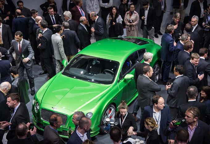 Salon de Genève 2015. Analyse : les SUV et la diversification des  #1