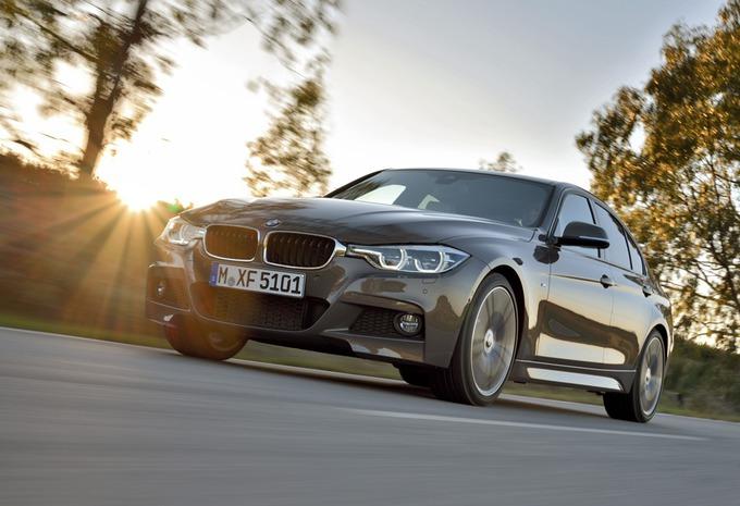 BMW Série 3 : LED et nouveaux moteurs #1
