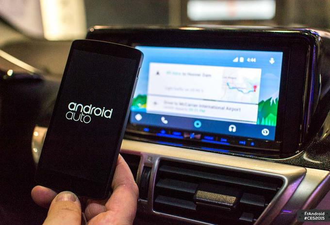 Google Android Auto: première application chez Hyundai #1