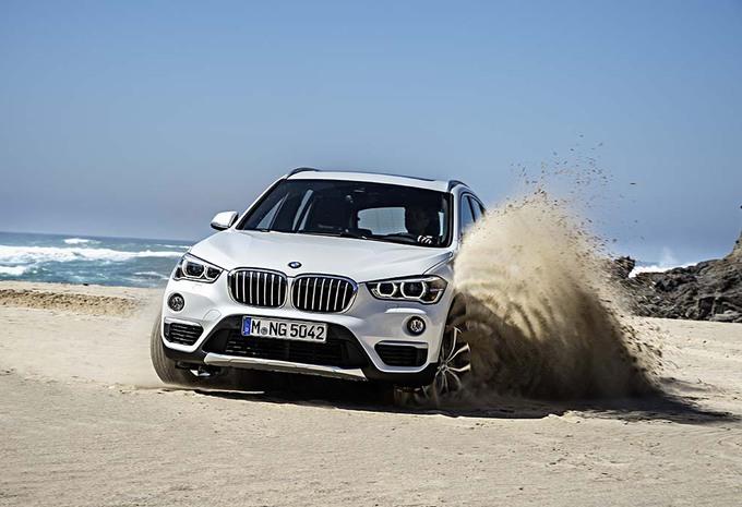 BMW X1 2015 : Tout beau, tout nouveau #1