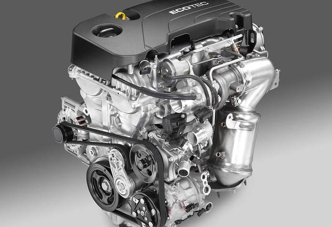 Opel Astra: un nouveau 1.4 Turbo à Francfort #1