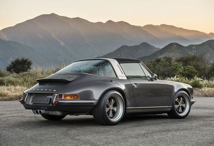 photos singer porsche 911 targa perfectionniste moniteur automobile. Black Bedroom Furniture Sets. Home Design Ideas