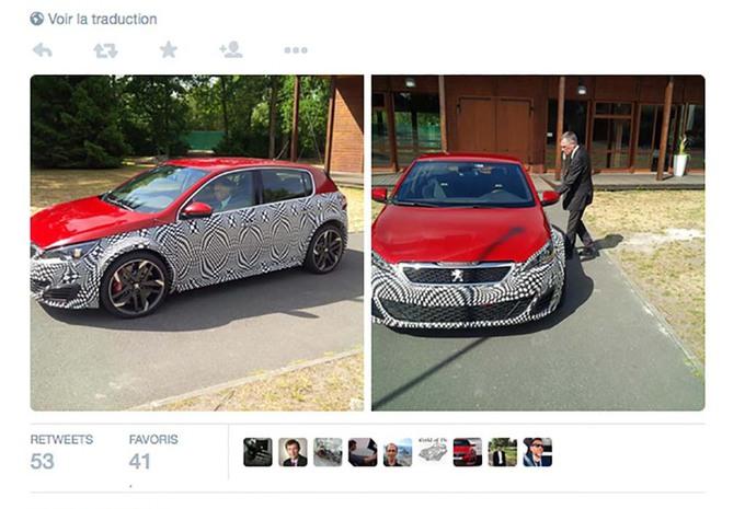 Peugeot 308 R Hybrid : elle va être produite! #1