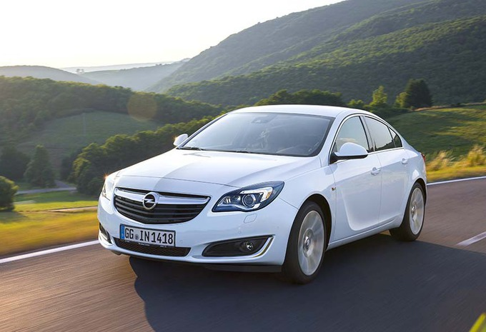 Opel Insignia: le 1.6 CDTI et de la connectivité pour l'été  #1