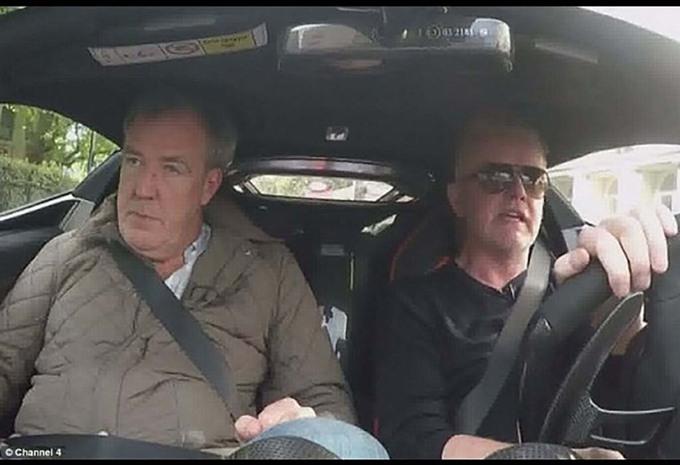 Top Gear: passage de témoin entre Clarkson et Evans #1