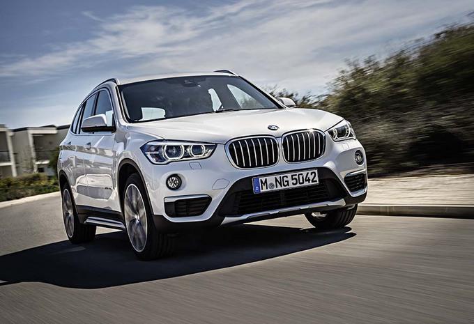 BMW X1 binnenkort als hybride #1