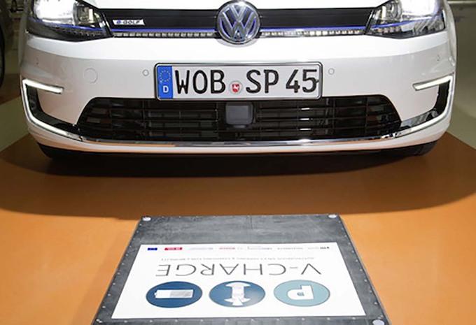 V-Charge: des voitures électriques et autonomes #1
