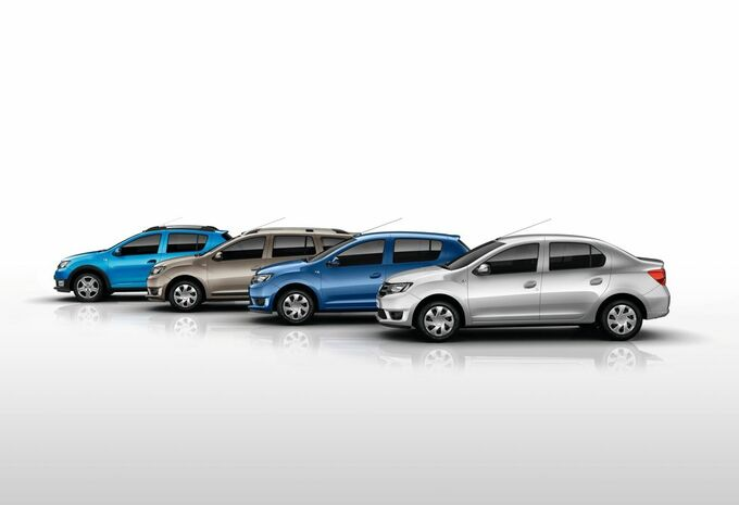 Dacia : Euro 6 et boîte robotisée Easy-R #1