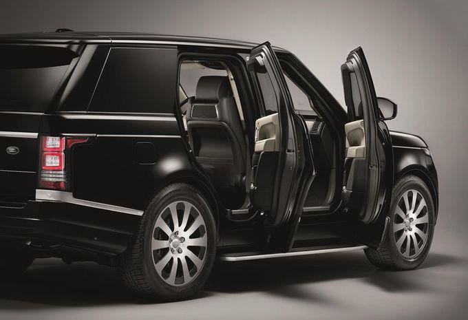 range rover sentinel suv blind du svo le moniteur automobile. Black Bedroom Furniture Sets. Home Design Ideas