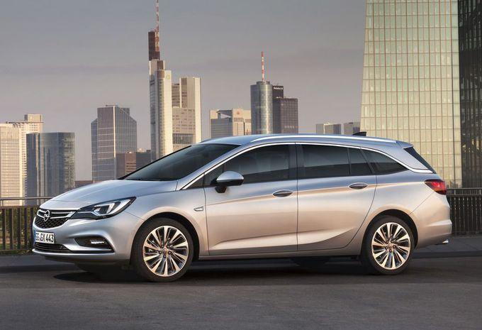 Opel Astra Sports Tourer : le break #1