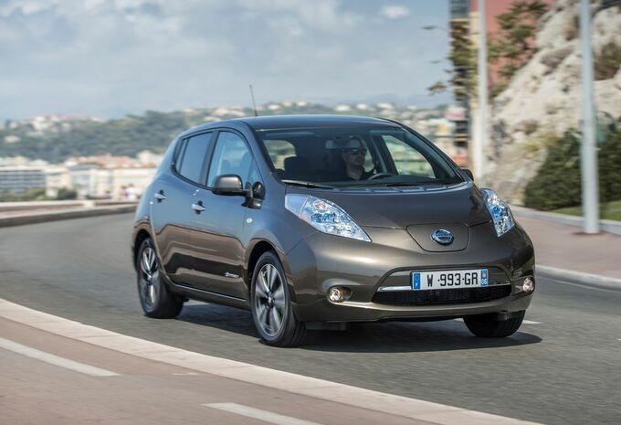 Nissan Leaf : 25 % d'autonomie en plus #1