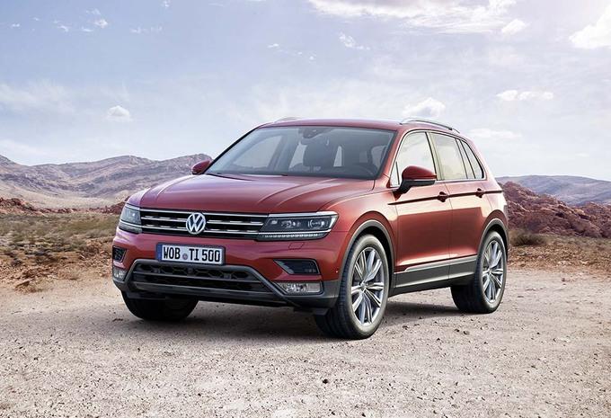 Nouveau Volkswagen Tiguan 2016 Moniteur Automobile