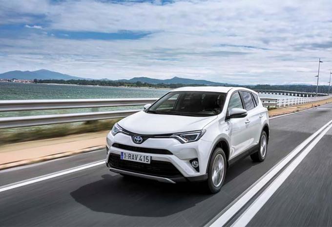 Toyota RAV-4 Hybrid : un hybride pour revenir au contact #1