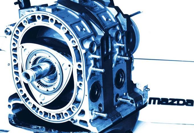 Wankelmotor Mazda