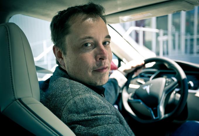 3 questions à Elon Musk, PDG de Tesla #1