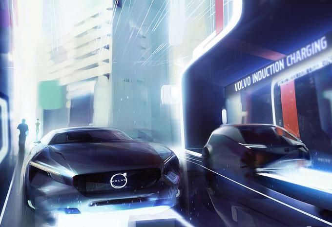 Volvo va aussi concurrencer Tesla #1