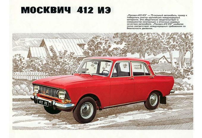 Après Lada, Renault s'intéresse à Moskvitch #1
