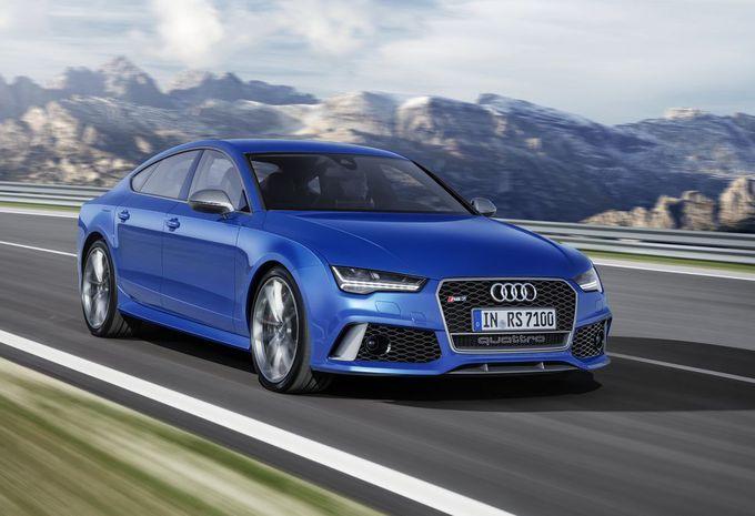 Audi RS6 et RS7 Performance : plus de 600 ch ! #1