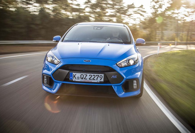 Ford Focus RS 2016: schot in de roos #1