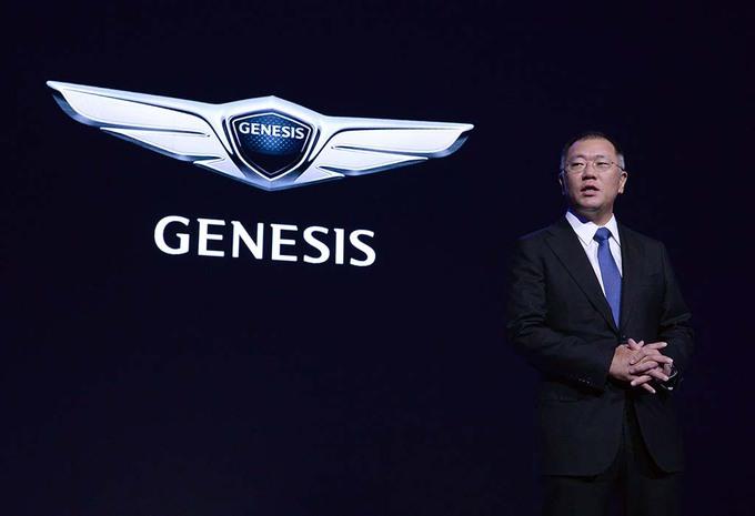Hyundai : Genesis, la nouvelle marque de luxe du groupe #1