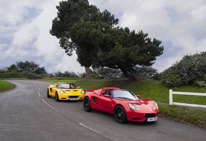 Lotus Elise als Sport en Sport 220 #1