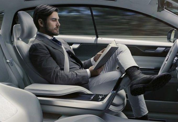 Volvo Concept 26 : pour navetteurs autonomistes #1