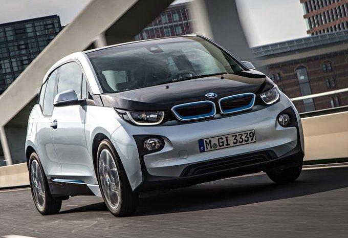 BMW : Autonomie étendue pour la BMW i3 ? (mise à jour 24/11) #1