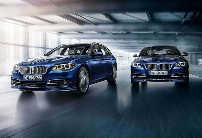 Alpina B5 Bi-Turbo : démonstrative ! #1