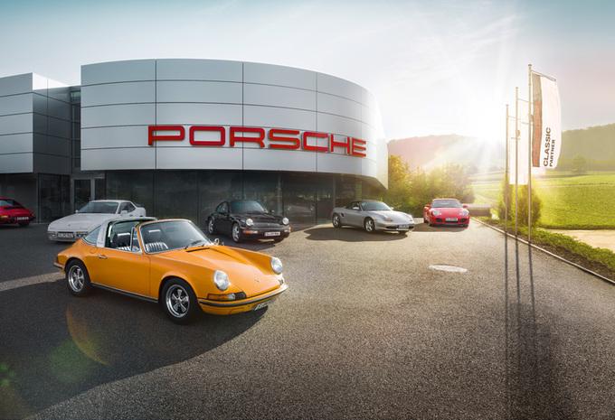 Concession entièrement Porsche Classic ouverte aux Pays-Bas #1