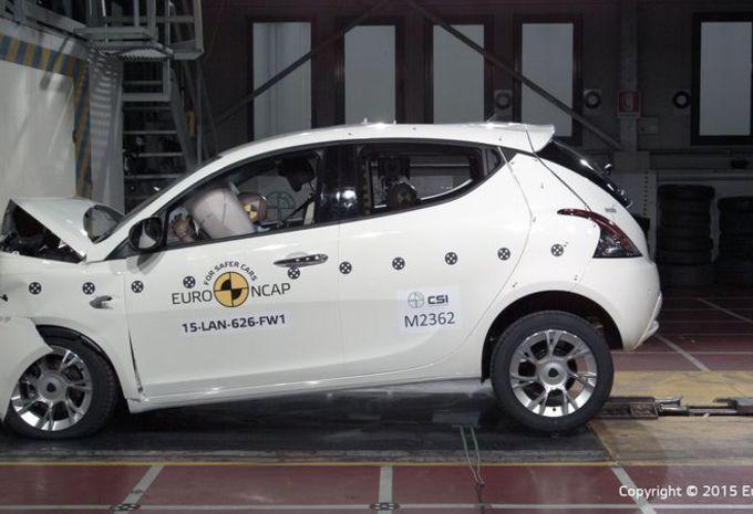 Crash-tests EuroNCAP : pas beaucoup d'étoiles pour l'Ypsilon et la Z4 #1