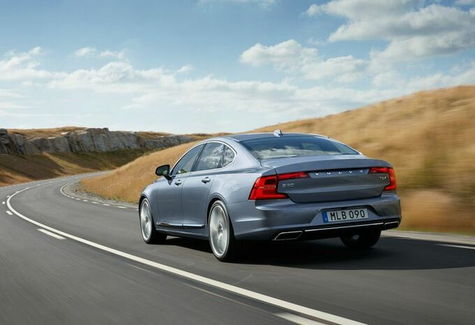 Volvo S90: ook een hybrideversie met een 1.5-driecilinder? #1