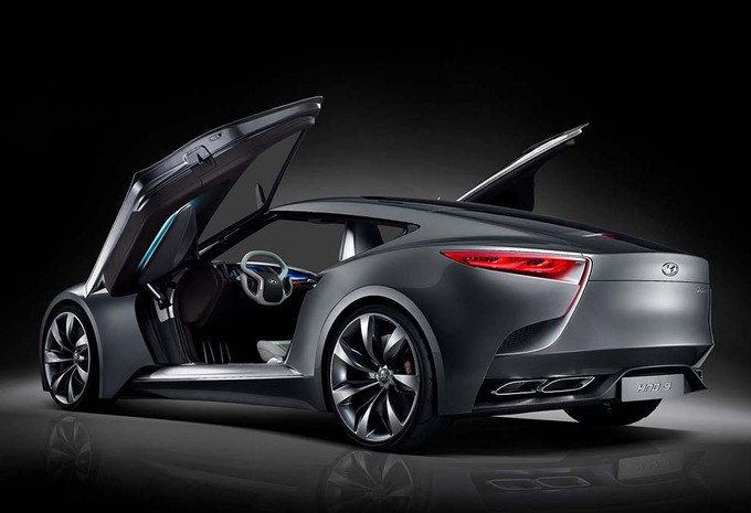 nouveau hyundai ioniq 2016 l anti toyota prius. Black Bedroom Furniture Sets. Home Design Ideas