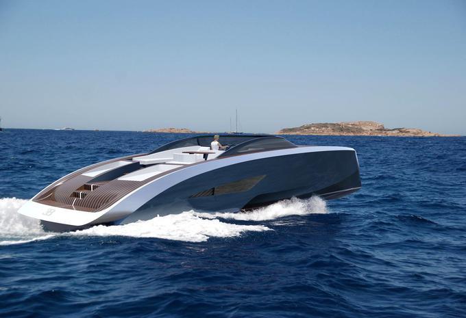 Bugatti Niniette, de la terre à la mer #1