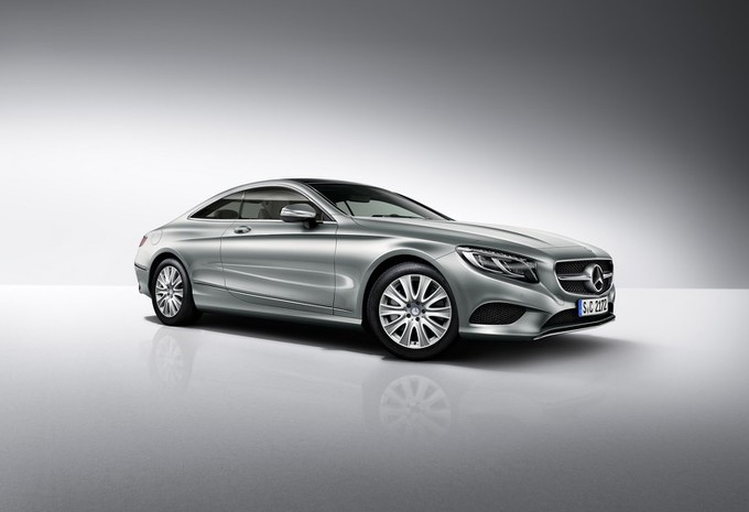 Mercedes S-Klasse Coupé nu ook als 367 pk sterke S400 #1