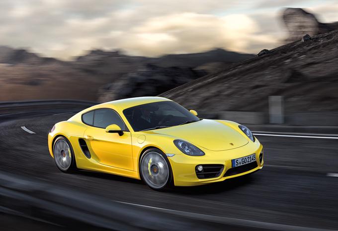 Porsche Boxster et Cayman : elles seront 718 #1